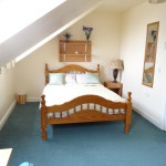 DERWENT HOUSE MEWS - A TOP FLOOR BEDROOM